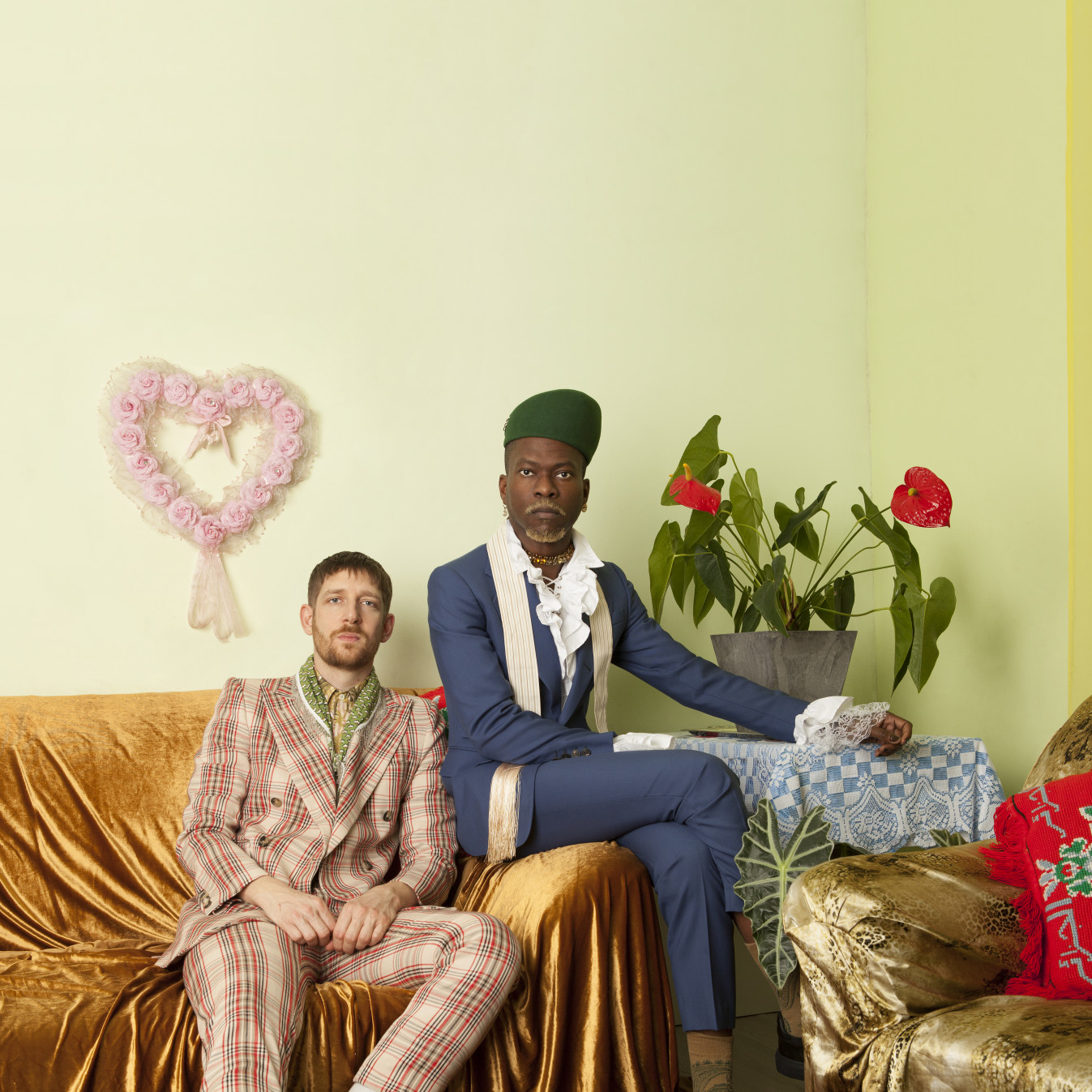 Pierre Kwenders and Clément Bazin unveil Classe Tendresse