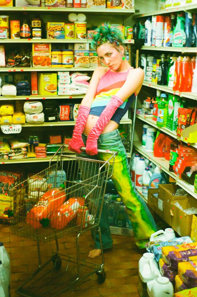 sophia no more shopping cart