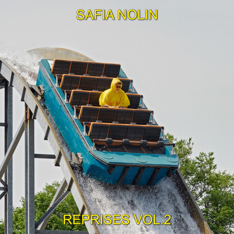 Surprise! Safia Nolin drops her new covers album Reprises Vol.2
